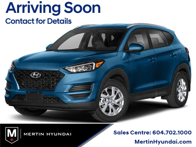 2021 Hyundai Tucson Preferred w/Trend Package (Stk: HB6-2376) in Chilliwack - Image 1 of 1