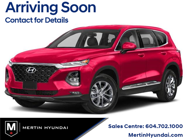 2020 Hyundai Santa Fe SE (Stk: HA7-6120) in Chilliwack - Image 1 of 1