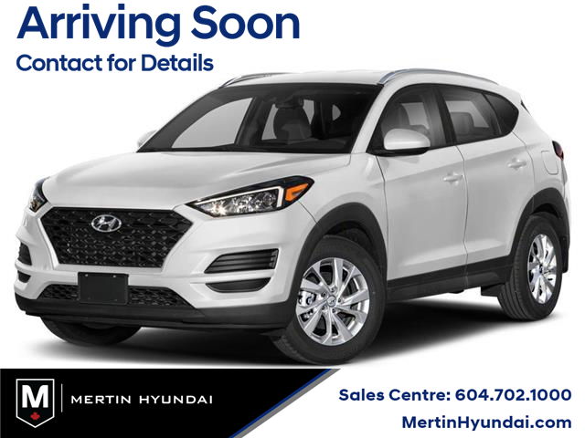 2021 Hyundai Tucson Preferred (Stk: HB6-7980) in Chilliwack - Image 1 of 9