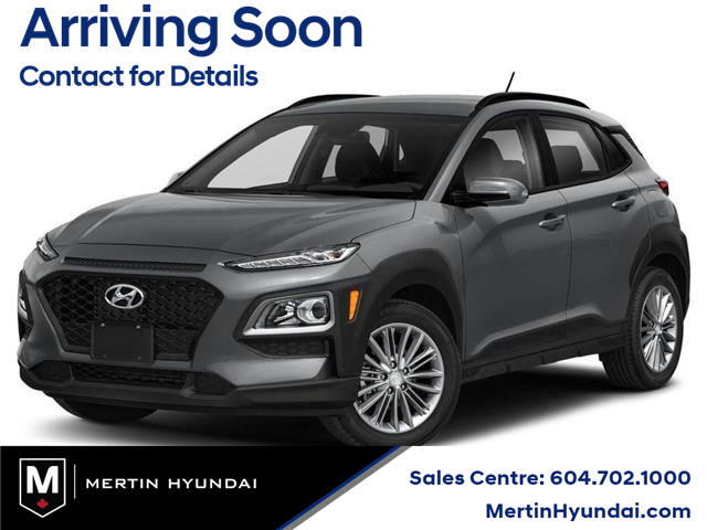 2021 Hyundai Kona 2.0L Preferred (Stk: HB3-7886) in Chilliwack - Image 1 of 9