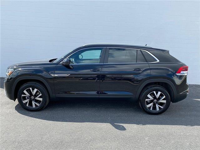 2020 Volkswagen Atlas Cross Sport 2.0 TSI Comfortline (Stk: V2030) in Sarnia - Image 1 of 20