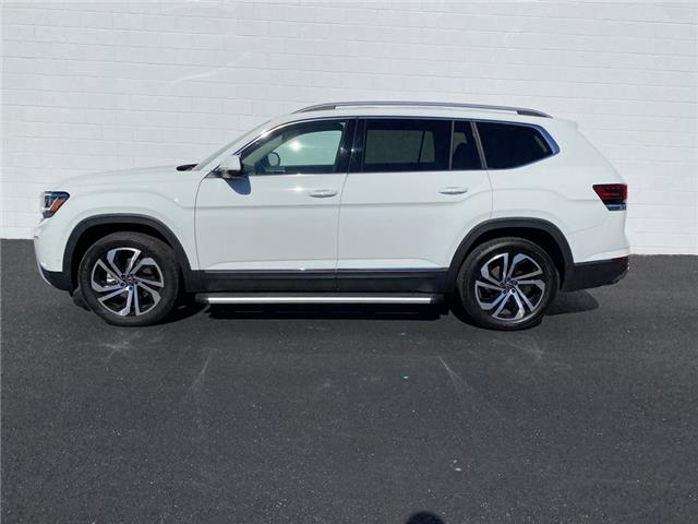 2021 Volkswagen Atlas 3.6 FSI Execline (Stk: V2102) in Sarnia - Image 1 of 30