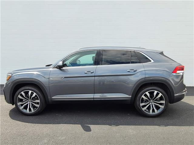 2020 Volkswagen Atlas Cross Sport 3.6 FSI Execline (Stk: V2068) in Sarnia - Image 1 of 26
