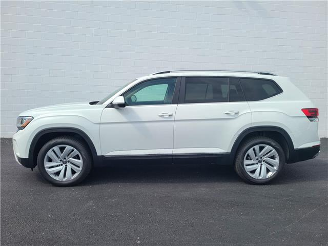 2021 Volkswagen Atlas 3.6 FSI Highline (Stk: V2111) in Sarnia - Image 1 of 22