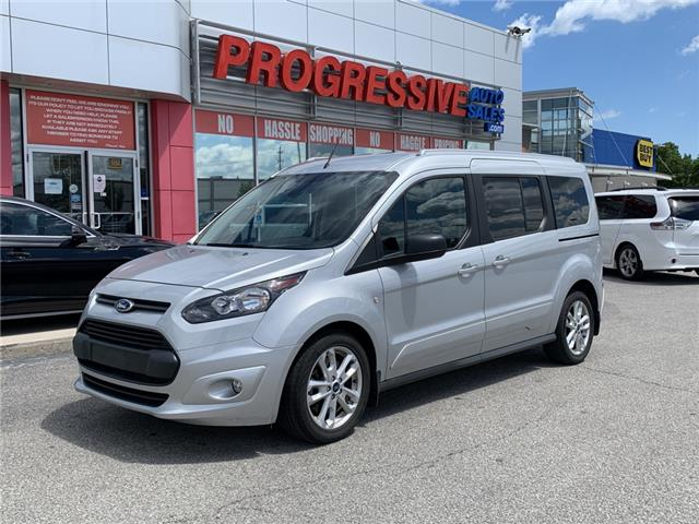 2015 Ford Transit Connect XLT (Stk: F1215292) in Sarnia - Image 1 of 23