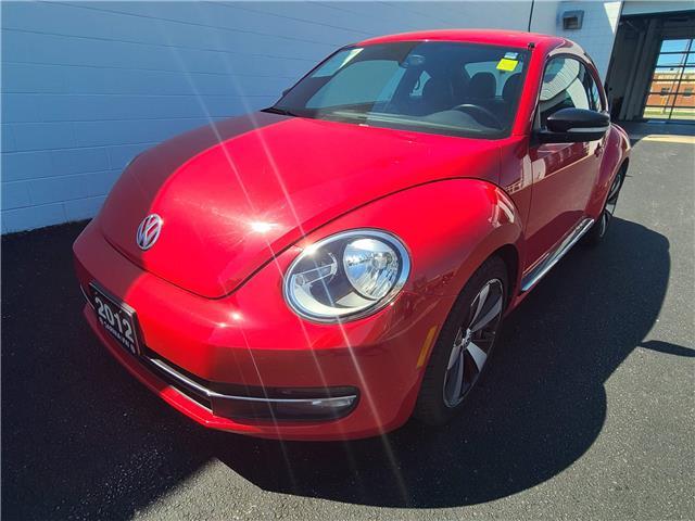 2012 Volkswagen Beetle 2.0 TSI Sportline (Stk: VU977) in Sarnia - Image 1 of 16