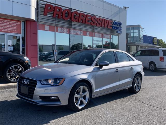 2016 Audi A3 2.0T Komfort (Stk: G1104807) in Sarnia - Image 1 of 24