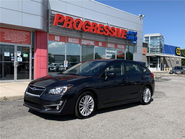 2016 Subaru Impreza 2.0i Limited Package (Stk: GH297552) in Sarnia - Image 1 of 25