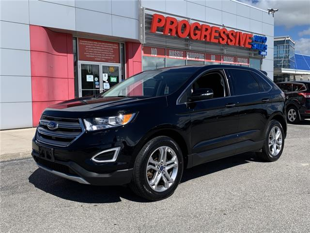 2017 Ford Edge Titanium (Stk: HBC18713) in Sarnia - Image 1 of 26