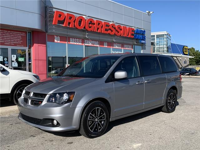 2019 Dodge Grand Caravan GT (Stk: KR648743) in Sarnia - Image 1 of 25