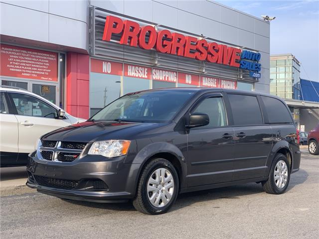 2017 Dodge Grand Caravan CVP/SXT (Stk: HR651621) in Sarnia - Image 1 of 20