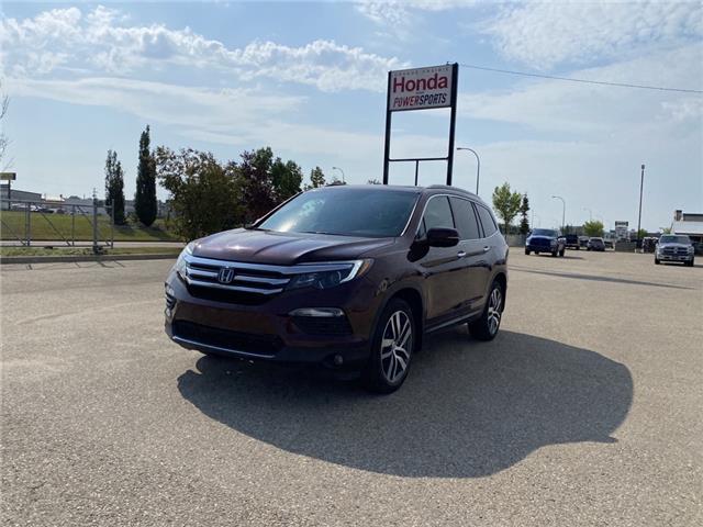 2016 Honda Pilot Touring (Stk: P20-017) in Grande Prairie - Image 1 of 13