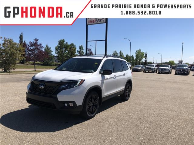 2020 Honda Passport Sport (Stk: 20-116) in Grande Prairie - Image 1 of 22