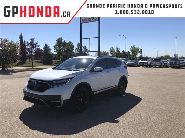 2020 Honda CR-V Black Edition (Stk: 20-083) in Grande Prairie - Image 1 of 24