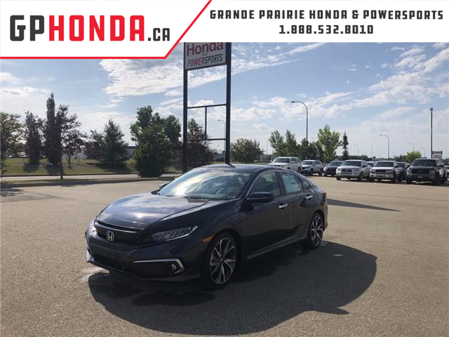 2020 Honda Civic Touring (Stk: 20-022) in Grande Prairie - Image 1 of 23