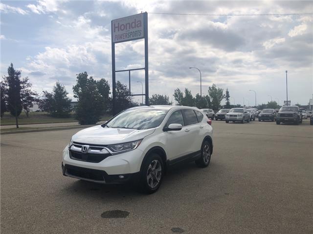 2017 Honda CR-V EX (Stk: P20-019) in Grande Prairie - Image 1 of 25