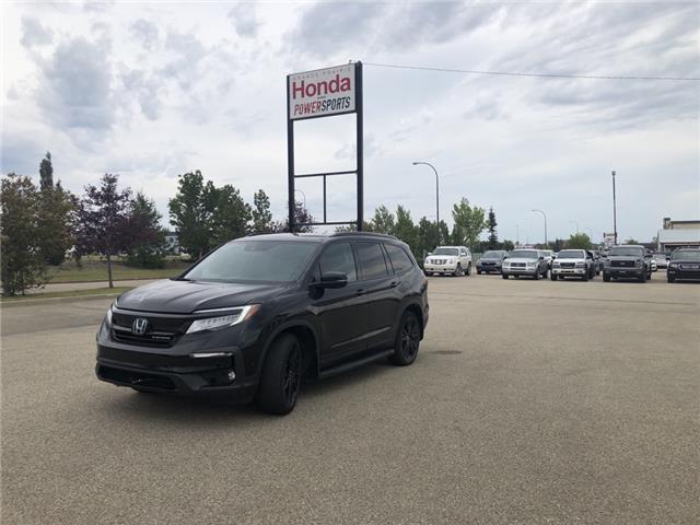 2019 Honda Pilot Black Edition (Stk: 19-023) in Grande Prairie - Image 1 of 25
