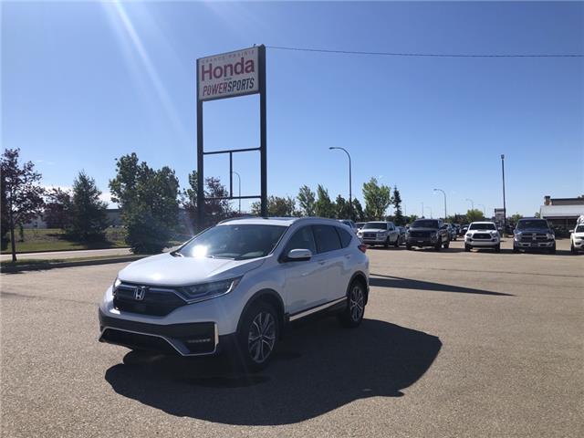 2020 Honda CR-V Black Edition (Stk: 20-101) in Grande Prairie - Image 1 of 22