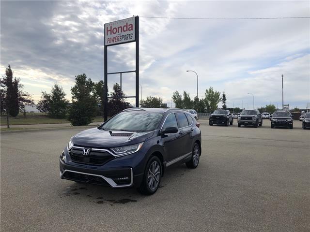 2020 Honda CR-V Black Edition (Stk: 20-100) in Grande Prairie - Image 1 of 23