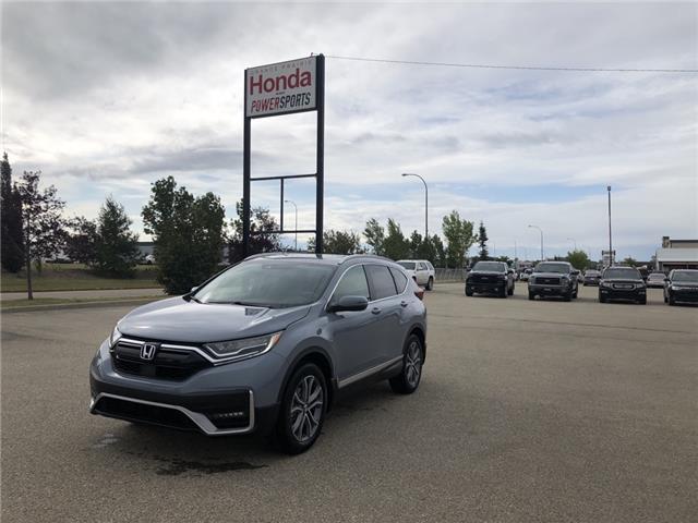2020 Honda CR-V Touring (Stk: 20-109) in Grande Prairie - Image 1 of 21
