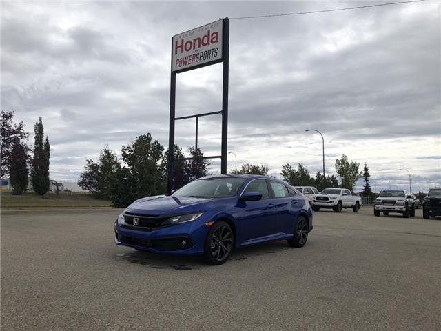2020 Honda Civic Sport (Stk: 20-103) in Grande Prairie - Image 1 of 18