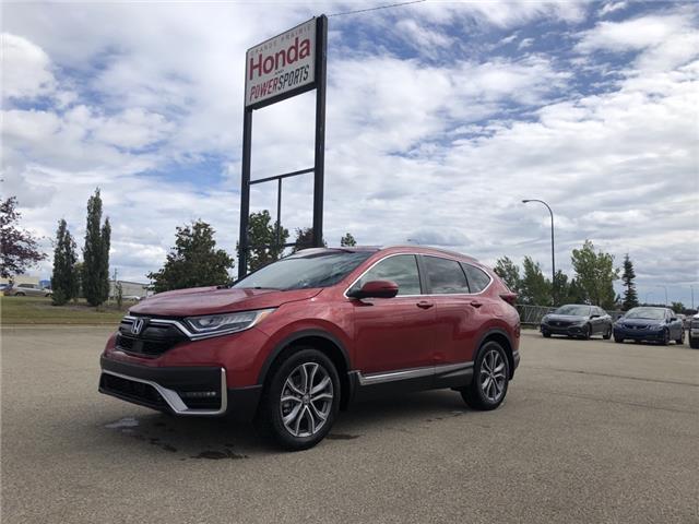 2020 Honda CR-V Touring (Stk: 20-122) in Grande Prairie - Image 1 of 17