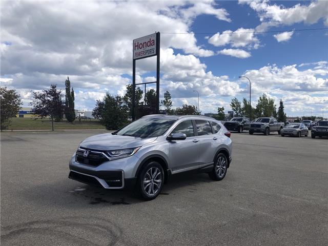 2020 Honda CR-V Touring (Stk: 20-125) in Grande Prairie - Image 1 of 22