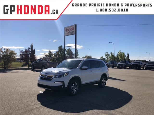 2021 Honda Pilot EX (Stk: H16-0850) in Grande Prairie - Image 1 of 23