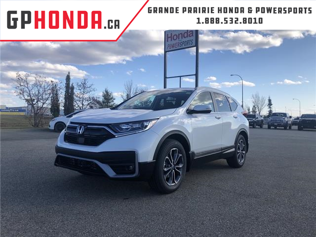2020 Honda CR-V EX-L (Stk: 20-136) in Grande Prairie - Image 1 of 14