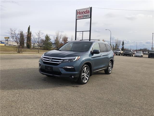 2017 Honda Pilot Touring (Stk: H16-0218A) in Grande Prairie - Image 1 of 15