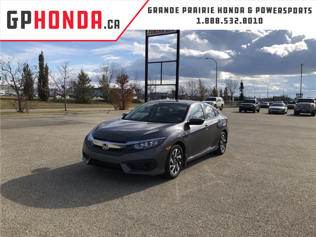 2017 Honda Civic EX (Stk: 20-095A) in Grande Prairie - Image 1 of 15