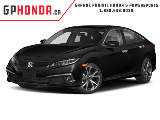 2020 Honda Civic Touring (Stk: 20-144) in Grande Prairie - Image 1 of 9