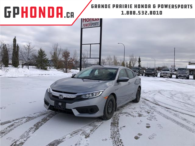 2017 Honda Civic EX (Stk: 20-005B) in Grande Prairie - Image 1 of 14