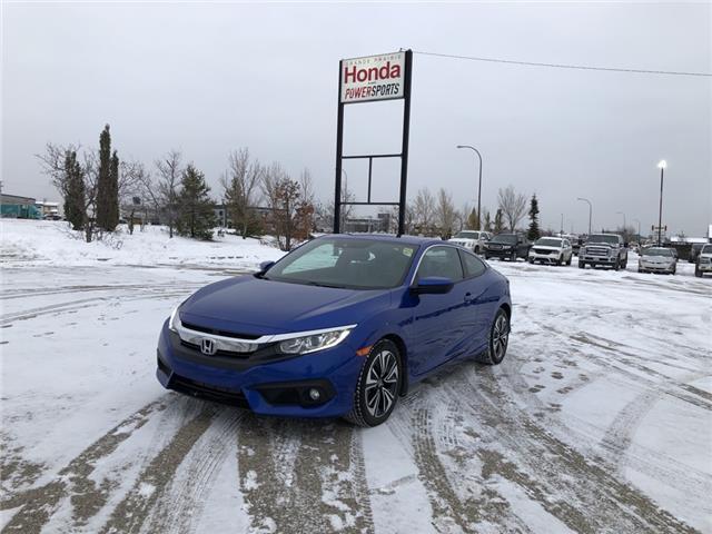 2018 Honda Civic EX-T (Stk: 20-143A) in Grande Prairie - Image 1 of 15