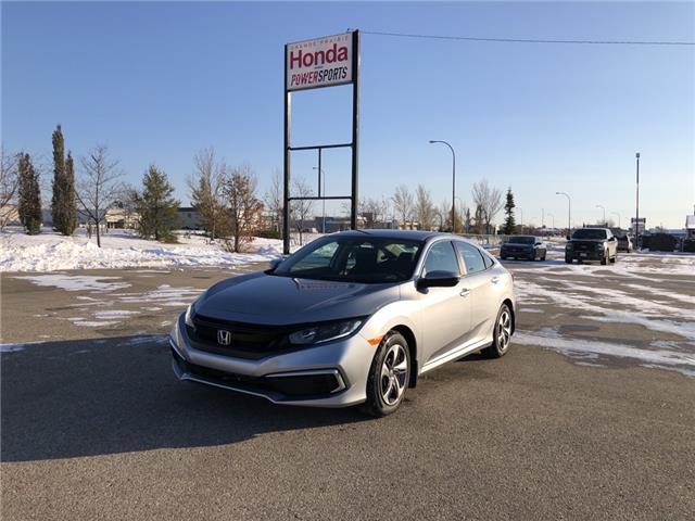 2020 Honda Civic LX (Stk: 20-145) in Grande Prairie - Image 1 of 14
