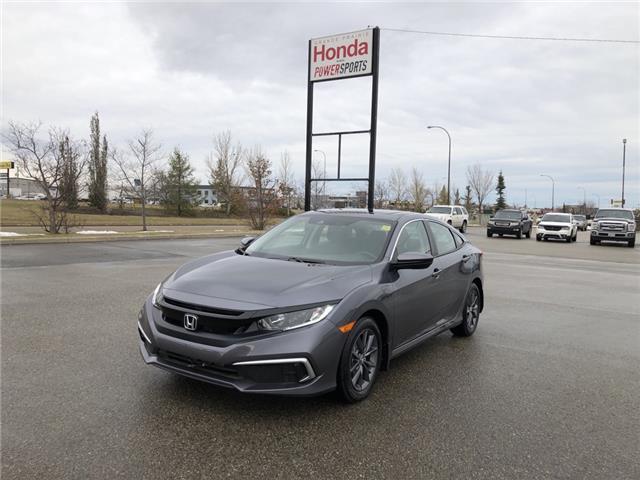 2020 Honda Civic EX (Stk: 20-147) in Grande Prairie - Image 1 of 14