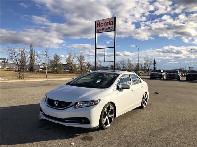 2014 Honda Civic Si (Stk: 20-056A) in Grande Prairie - Image 1 of 22