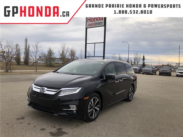 2020 Honda Odyssey Touring (Stk: 20-154) in Grande Prairie - Image 1 of 26