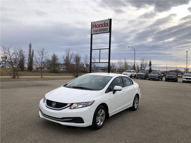 2014 Honda Civic LX (Stk: 20-142A) in Grande Prairie - Image 1 of 22