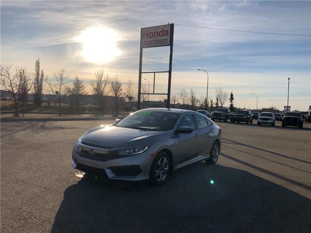 2018 Honda Civic LX (Stk: 20-134A) in Grande Prairie - Image 1 of 21