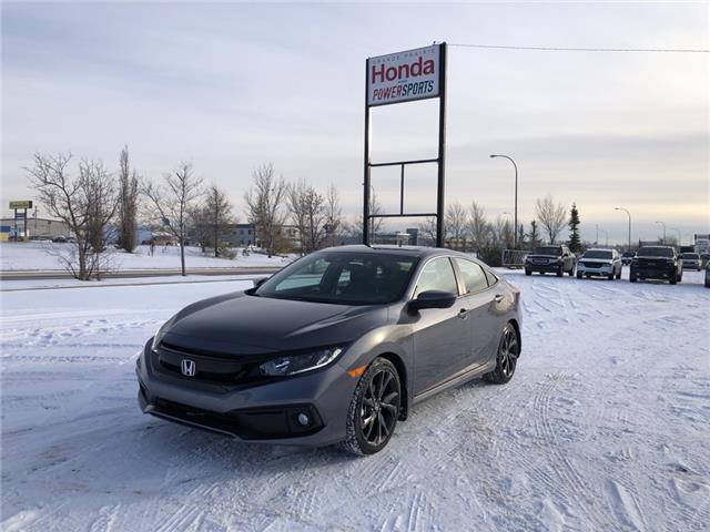2020 Honda Civic Sport (Stk: 20-150) in Grande Prairie - Image 1 of 24