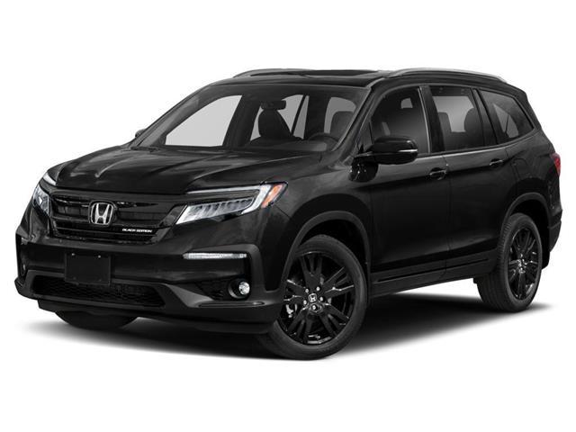 2021 Honda Pilot Black Edition (Stk: H16-4076) in Grande Prairie - Image 1 of 9