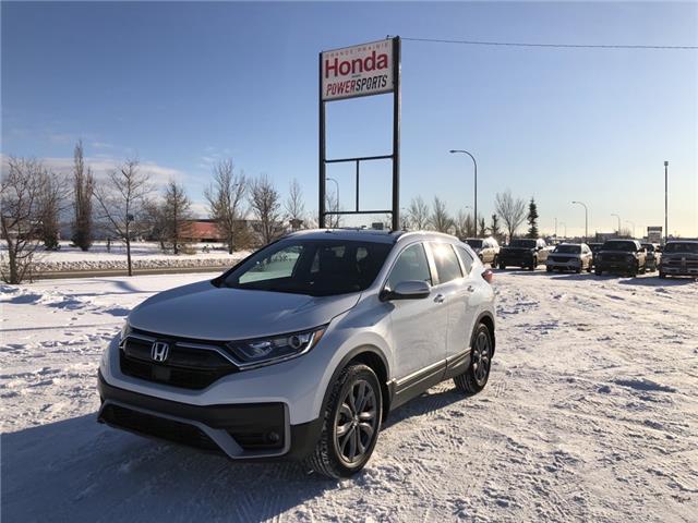 2021 Honda CR-V Sport (Stk: H14-0084) in Grande Prairie - Image 1 of 24