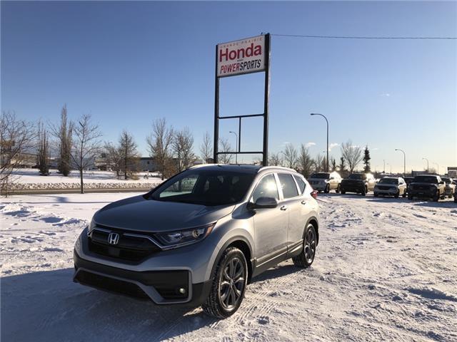 2021 Honda CR-V Sport (Stk: H14-0975) in Grande Prairie - Image 1 of 24