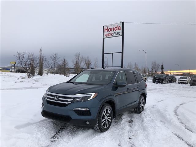 2017 Honda Pilot EX-L RES (Stk: H16-1333A) in Grande Prairie - Image 1 of 28