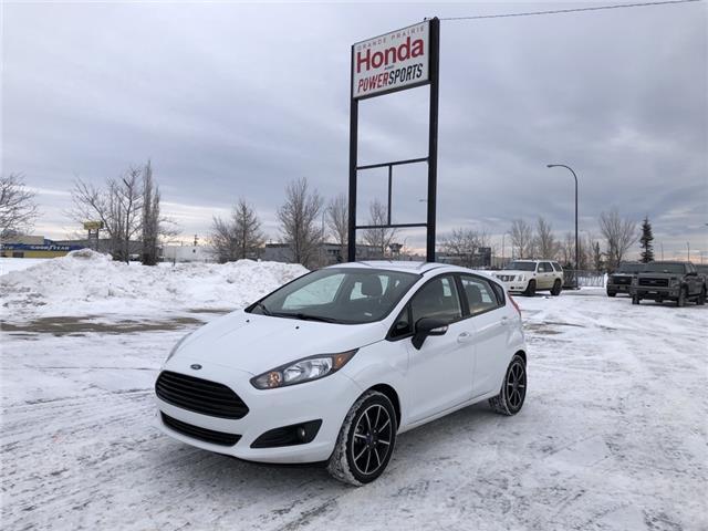 2019 Ford Fiesta SE (Stk: P20-074) in Grande Prairie - Image 1 of 27