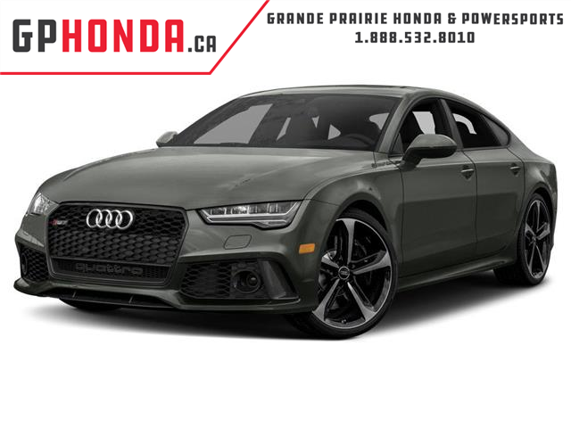 2016 Audi RS 7 4.0T (Stk: 20-157A) in Grande Prairie - Image 1 of 9