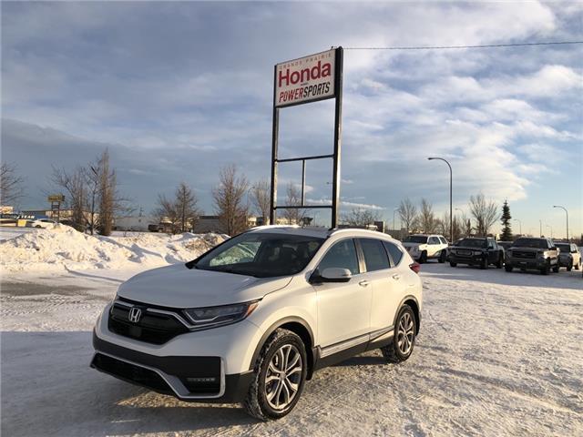 2021 Honda CR-V Touring (Stk: H14-6002) in Grande Prairie - Image 1 of 27