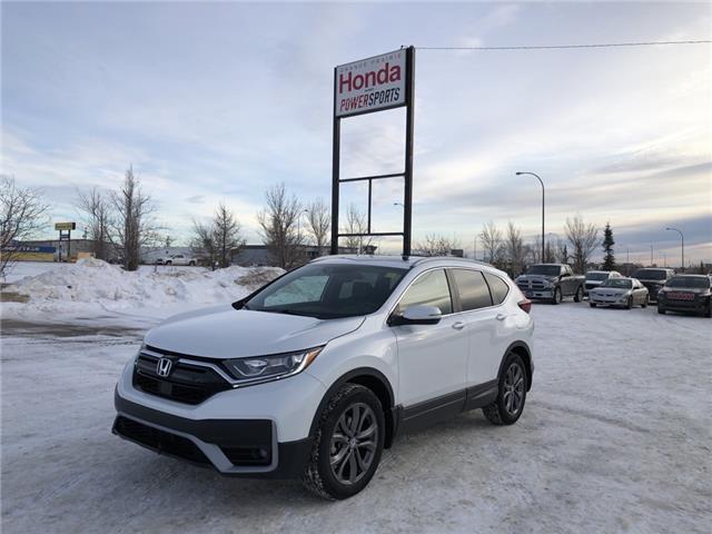 2021 Honda CR-V Sport (Stk: H14-4809) in Grande Prairie - Image 1 of 27