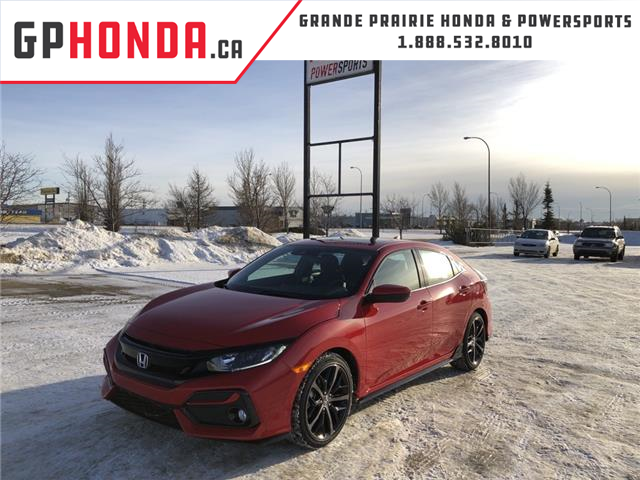 2020 Honda Civic Sport (Stk: 20-072) in Grande Prairie - Image 1 of 26